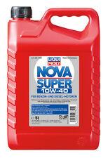 NEU 1x 7351 LIQUI MOLY Nova Super Leichtlaufmotorenöl 10W-40  5 Liter (€7,99/L)