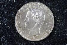 New listing 1902 - D Zwei Mark,Deutsches Reich, Preussen! #H8196