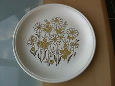 Biltons Ironstone Tableware Staffordshire England plate Floral Design