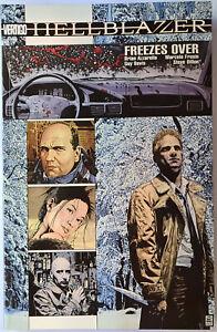 John Constantine Hellblazer Freezes Over Vertigo Comics TPB 2001