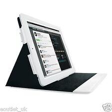 Mophie SMART cartella di lavoro Folio Cover Custodia Supporto per iPad 4, iPad 3 iPad 2 Bianco Nuovo