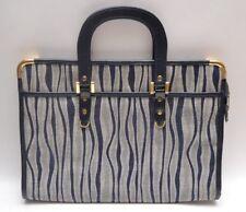 Stylish Genuine Vintage 70s Ladies Handbag / Ipad Carry Case