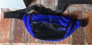 The North Face Bum Bag Blue