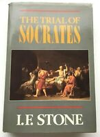 The Trial of Socrates I.F. Stone (Hardcover, 1988)