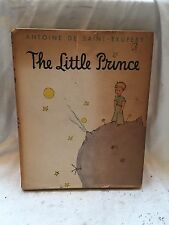 1943 The Little Prince By Antoine De Saint-Exupery In Rare Dust Jacket Lot A-30