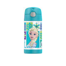 NEW Thermos Funtainer Insulated Drink Bottle 355ml Disney Frozen (RRP $30)