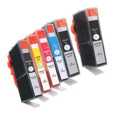 6 PACK 564XL Ink Cartridge for HP Photosmart D5445 D5460 D7560 C510