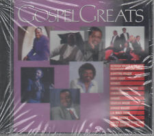 Gospel Greats CD NEU Albertina Walker Daryl Coley Witness Calvin Bernard Rhone