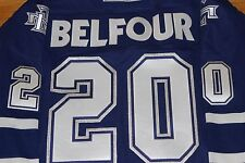 VINTAGE 2002 TORONTO MAPLE LEAFS JERSEY ED BELFOUR NEW WITHOUT TAGS RARE MEDIUM