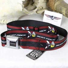 Dodge New logo scat Pack Mopar us Seatbelt Cinturón textil cinturón alcance 77 - 130