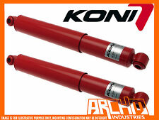HOLDEN RODEO RA 4WD KONI ADJUSTABLE REAR SHOCK ABSORBERS