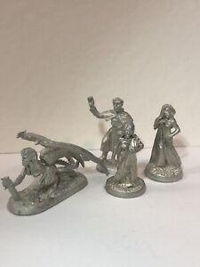 Ral Partha 01-024 Cleric Tempted by Succubae Succubi Female Demons Dragon 1995