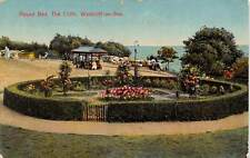 Westcliff-on-Sea, The Cliffs, Round Bed, animated 1928