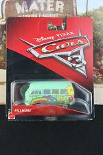 Disney Pixar World of Cars 3 Fillmore VW Volkswagen Mini Bus