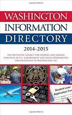 Washington Information Directory 2014-2015