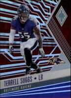 2017 Panini Phoenix Football Red Parallel Singles (Pick Your Cards)