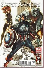 Secret Avengers No.11 / 2011 Variant Cover Edition