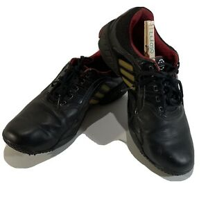 Adidas 104393 Golf Shoes Black Mens Size 11 - Used 2005 Model!
