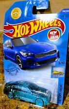 2020 HOT WHEELS '19 KIA STINGER GT CUSTOM TREASURE HUNT MOMO DIECAST CARS TOYS