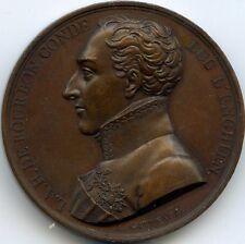 FRANCE MORT DU DUC D'ENGHIEN MEDAILLE 1804