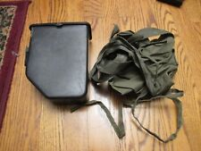 M249 SAW Bandoleer Pouch with Plastic Ammo Box Pack! Excelllent Condition! COOL!
