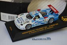 IXO NISSAN R390 GT1 #32 LE MANS 1998 1/43