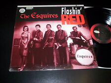 "The Esquires ""Flashin' Red"" LP Bacchus Archives ‎– BA04-1 Usa 1995"