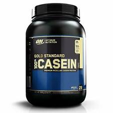 Optimum Nutrition Gold Standard Casein Slow Digesting Protein Powder Shake with