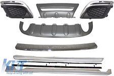 Volvo XC60 Seitenschweller Unterfahrschutz R-design Edelstahl Ladekantenschutz