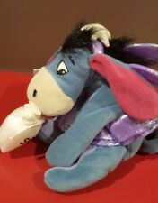 Disney Sugar Plum Fairy Eeyore Mini Bean Bag Beanie NWT from Winnie the Pooh