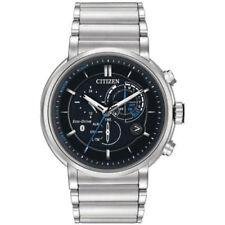 Citizen- Proximity Chronograph Perpetual Men's Bluetoot Watch BZ1000-54E