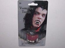 NWT NEW Halloween Costume Vampire Teeth