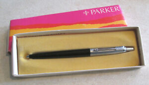 Vintage Parker Special Jotter Black Pen