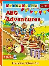 ABC Adventures (Letterland) by , Acceptable Book (CD-ROM) FREE & Fast Delivery!