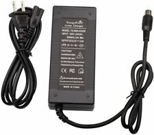 $100 Value Urb-E Compatible Scooter Charger 42V 2A with 1-pin connector