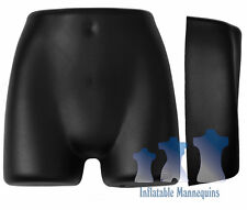 Male Brief Form  - Hard Plastic, Black