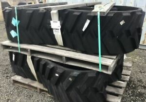 NEW CATERPILLAR CHALLENGER Rubber Track-Undercarriage 1r1375   M105 Deuce