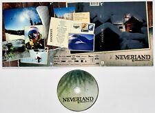 DVD Snowboard Film NEVERLAND Merrill/Brisse/Yli-Luoma/Nyvelt/Zima/Ettala/Solberg