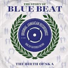 The Story Of Blue Beat-180g 2LP Gatefold von Various Artists (2011), Neu OVP,
