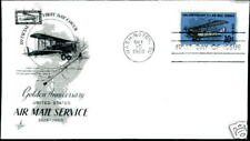C74 US Air Mail Service ArtCraft , FDC