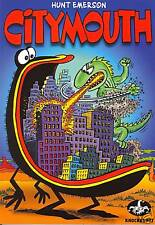 Citymouth by Hunt Emerson