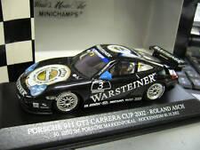 Porsche 911 996 gt3 Carrera Cup Asch promo pma Minichamps 1:43