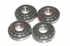 Inner Pinion Bearing Tapered Cone Set of 4 For Jeeps Willys Rear Axle S2u