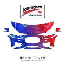 Jaguar XF R-Sport 2016-2019 PreCut 3M Scotchgard Paint Protection Clear Bra Kit