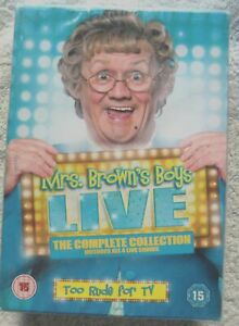 74538 DVD - Mrs Brown's Boys Live Collection DVD Box Set [NEW / SEALED]  20