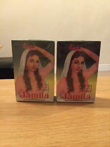 2x100g **2018**Jamila Henna Powder Body Art Quality Summer Crop Latest Uk Seller