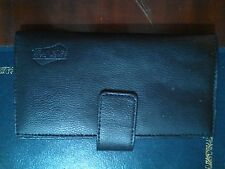 New AMERICAN TOURISTER® BLACK CHECKBOOK Credit Card CLUTCH Wallet New W/O Tags