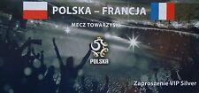 Vip ticket 11.6.2011 polska pologne-France France