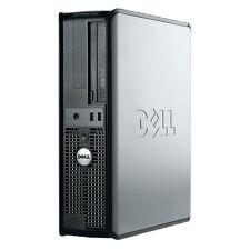 Tour Dell Optiplex 320 DT Intel Pentium Dual-Core E2120 4GO 160GO