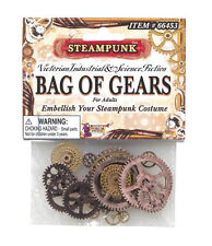 # bijoux accessoire steampunk engrenages fantaisie robe soirée